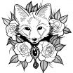 Flower Coloring Sheets for Adults Inspiration Derrick Rose Coloring Sheets Awesome Coloring Page Coloring Page