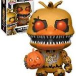 Fnaf Book Online Beautiful Funko Pop Games Five Nights at Freddy S 206 Jack O Chica