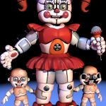 Fnaf Book Online Inspired Circus Baby Fnaf Sister Location Wikia