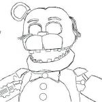 Fnaf Book Online Inspired Inspirational Five Nights at Freddys Coloring Pages