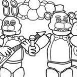 Fnaf Coloring Books Best Of 7 Best Coloring Pages Images In 2017