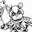 Fnaf Coloring Sheet Elegant Fnaf Coloring Pages All Characters Unique Colouring Family C3 82 C2