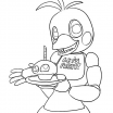 Fnaf Printable Coloring Pages Marvelous Coloring Ideas Fnaf 004 Five Nights at Freddys Coloring Pages