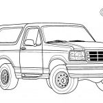 Ford Truck Coloring Pages Creative Coloring Page Coloring Page Truck Pages Sturdy Pick Up Cool Ideas
