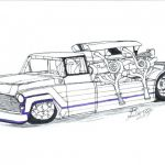 Ford Truck Coloring Pages Elegant Lowrider Truck Coloring Pages astonising My Rocket is and Coloring