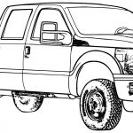 Ford Truck Coloring Pages Excellent Coloring Page Coloring Page Truck Pages Sturdy Pick Up Cool Ideas