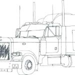 Ford Truck Coloring Pages Excellent Coloring Pages Of Trucks and Trailers – Psubarstool