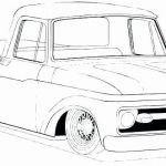 Ford Truck Coloring Pages Exclusive Beautiful Classic Cars and Trucks Coloring Pages – Nicho