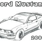 Ford Truck Coloring Pages Inspired ford Coloring Pages Mustang Car for Kids Truck to Print Home