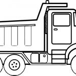 Ford Truck Coloring Pages Inspiring Truck and Trailer Coloring Pages