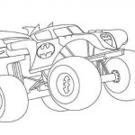 Ford Truck Coloring Pages Marvelous Monster Truck Coloring Page