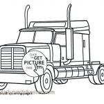 Ford Truck Coloring Pages Marvelous Trucks Coloring Pages New 30 Semi Truck Coloring Pages – Coloring