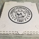 Freddie Fast Bears Pizza Brilliant 1 Five Nights at Freddys Fnaf Snack Party Goody Pizza by Sazzle13