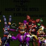 Freddie Fast Bears Pizza Inspired Five Nights at Freddy S Night Of the Bites