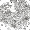 Free Adult Color Pages Pretty Full Page Coloring Pages for Adults
