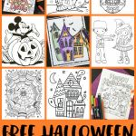 Free Adult Halloween Coloring Pages Creative Coloring Page 31 Awesome Printable Halloween Coloring Pages