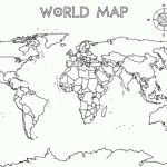 Free Coloering Pages Creative World Map Coloring Page Lovely Color Pages 2018 Free Coloring Pages