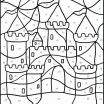 Free Color by Number Printables Elegant Free Christmas Colouring Sheets Ks2 New Christmas Coloring Pages