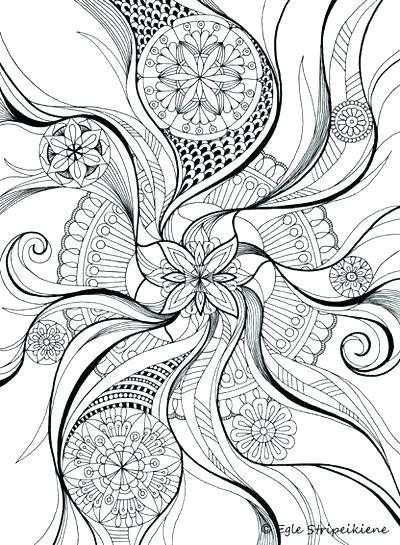 Mandala Adult Coloring Books Fresh Shapes Coloring Pages New