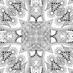 Free Coloring for Adults Inspired Beautiful Coloring for Adults Free