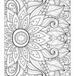 Free Coloring Pages for Adults Best Cool Vases Flower Vase Coloring Page Pages Flowers In A top I 0d