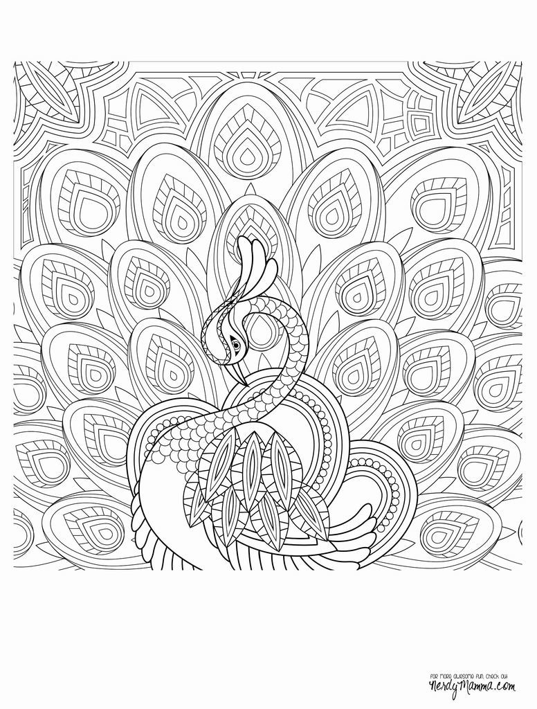 Free Coloring Pages for Adults to Print Marvelous Free Printable Coloring Pages for Adults Best Awesome Coloring