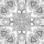 Free Coloring Pages for Adults to Print Wonderful Beautiful Coloring for Adults Free