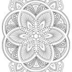 Free Coloring Pages Mandala Inspiration Free Mandala Coloring Pages Elegant Cool Vases Flower Vase Coloring
