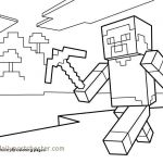 Free Coloring Pages Pdf Amazing Coloring Pages Minecraft Unique Free Minecraft Coloring Pages Steve
