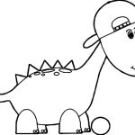 Free Dinosaur Coloring Pages Awesome Coloring Page Dinosaur Coloring Page Printable Pages for Kids 34