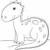 Free Dinosaur Coloring Pages Beautiful Coloring Page Dinosaur Coloring Page Printable Pages for Kids 34
