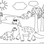 Free Dinosaur Coloring Pages Inspiration Coloring Books Printable Dinosaur Coloring Pages Free Dinosaur