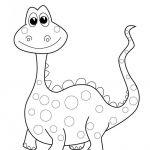 Free Dinosaur Coloring Pages Inspirational Preschool Coloring Pages Coloring Page Coloring Page Dinosaur Pages