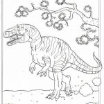 Free Dinosaur Coloring Pages Inspired Free Printable Dinosaur Coloring Pages Best Cool Od Dog Coloring