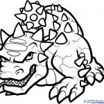 Free Dragon Coloring Pages Beautiful Free Dragon Coloring Pages Lovely Spyro Coloring Pages Coloring