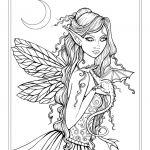 Free Dragon Coloring Pages Brilliant Free Fairy and Dragon Coloring Page by Molly Harrison Fantasy Art