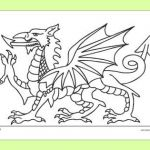 Free Dragon Coloring Pages Inspiring New Dragon Coloring Page Fvgiment