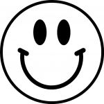 Free Emoji Coloring Pages Wonderful Happy Face Anything
