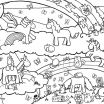 Free Fairy Color Pages Awesome Coloring Pages Of A Unicorn toha