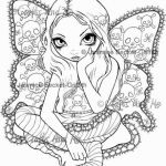 Free Fairy Color Pages Inspirational Free Fairy Color Pages Awesome Coloring Pages Gothic Fairies