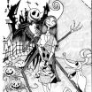 Free Halloween Coloring Page Awesome Beautiful Nightmare before Christmas Characters Coloring Pages