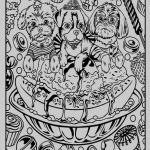 Free Halloween Coloring Pages Marvelous 15 Fresh Halloween Coloring In Pages Free Kanta