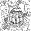 Free Halloween Coloring Pages to Print New the Best Free Adult Coloring Book Pages