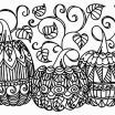 Free Halloween Pictures to Color New Awesome Pumpkin with Hat Coloring Page – Lovespells