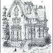 Free Hard Coloring Pages Inspirational Victorian Coloring Pages Free Big House Hard Adult Coloring Pages
