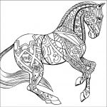 Free Horse Coloring Pages for Adults Inspirational Coloring Animal Coloring Pages for Kids Hard with Horseing