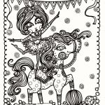 Free Horse Coloring Pages for Adults Wonderful Inspirational Printable Horse Coloring Pages