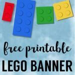Free Lego Friends Best Lego Banner Lego Party Printables Christa