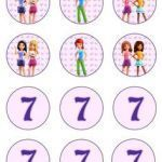 Free Lego Friends Inspired 178 Best Lego Friends Printables Images In 2016