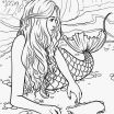 Free Little Mermaid Coloring Pages Pretty 16 Beautiful Coloring Pages Mermaids